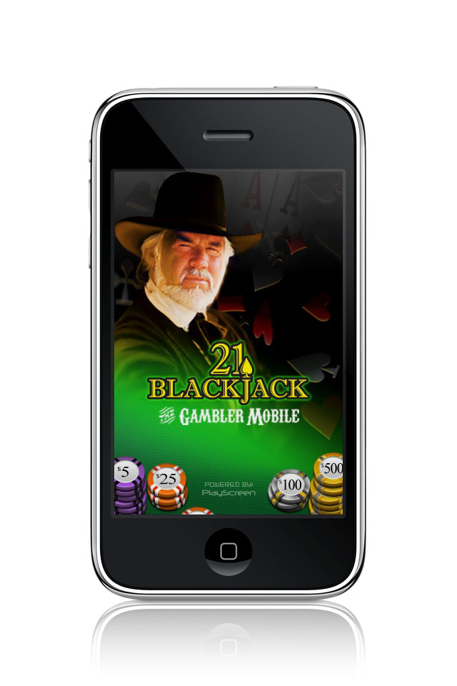 IPhone Blackjack Pic